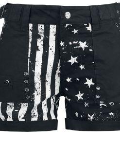 Black Premium by EMP Summer Nights Girl-Shorts schwarz
