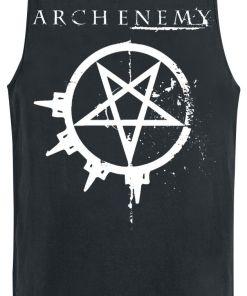 Arch Enemy Pure Fucking Metal Tank-Top schwarz