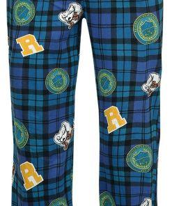 Riverdale Patch Pyjama-Hose dunkelblau