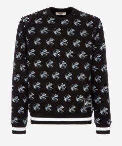 Sweatshirt X Consumer Schwarz