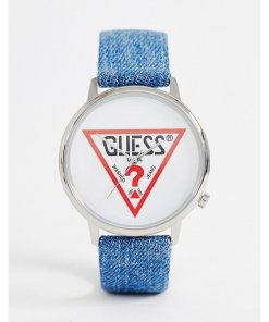 Guess - V1001M1 Hollywood - Jeansarmbanduhr - Blau