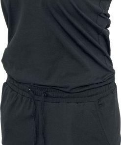 Urban Classics Ladies Hot Jumpsuit Jumpsuit schwarz