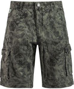 Shine Original Garth Shorts oliv