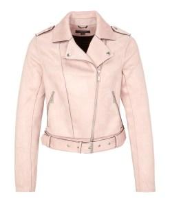 Bikerjacke Pink 1