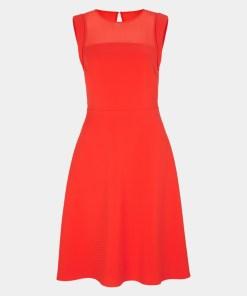 Abendkleid Rot 6