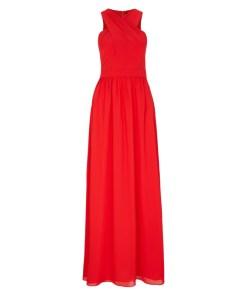 Abendkleid Rot 2