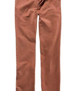 Ulla Popken Color-Jeans, farbiger Denim, 5-Pocket, Straight Fit - Große Größen 711582