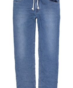 Ulla Popken Jeans, Superstretch-Sweat, 5-Pocket, Straight Fit - Große Größen 719558