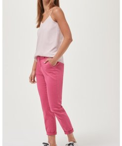 Chino Sanne in Pink