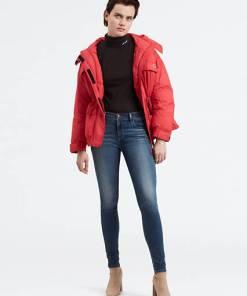 710™ Super Skinny Jeans - Mittlere Waschung / Indigo