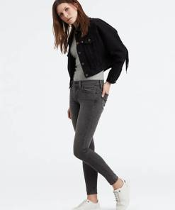 Innovation Super Skinny Jeans - Mittlere Waschung / Indigo