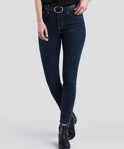 720™ High Waisted Super Skinny Jeans - Dunkle Waschung / Essential Blue