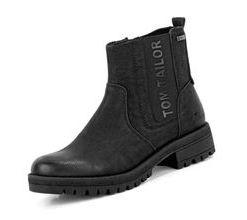 Tom Tailor Chelsea TEX-Boots - Damen - schwarz in Größe 37