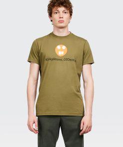 """Aspesi T-shirts und Polo - DENTON T-SHIRT MILITÃ""""R 100% Baumwolle XS"""