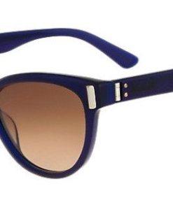 Calvin Klein Damen Sonnenbrille »CK8507S« grau