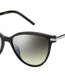 MARC JACOBS Damen Sonnenbrille »MARC 47/S« schwarz