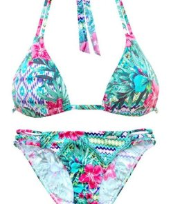 Sunseeker Triangel-Bikini mit herausnehmbaren Softcups