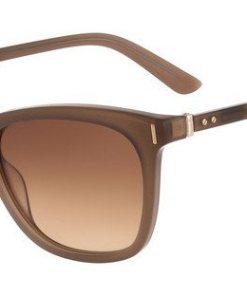 Calvin Klein Damen Sonnenbrille »CK8510S« braun