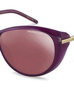 PORSCHE Design Damen Sonnenbrille »P8602  P8602« lila