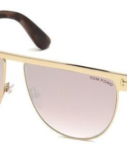 Tom Ford Damen Sonnenbrille »FT0570« goldfarben