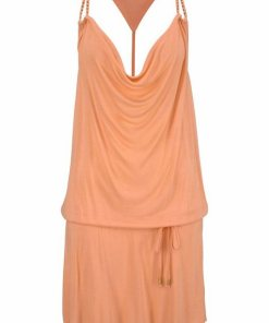 LASCANA Partykleid orange