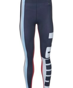 PUMA Funktionstights »VARSITY TIGHT« blau