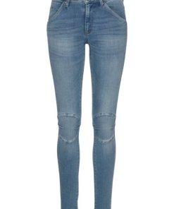 G-Star RAW Skinny-fit-Jeans »5622 Shape High Super Skinny« mit Knieabnähern blau