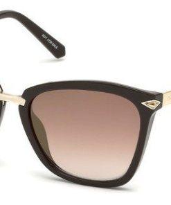 Swarovski Damen Sonnenbrille »SK0152« braun