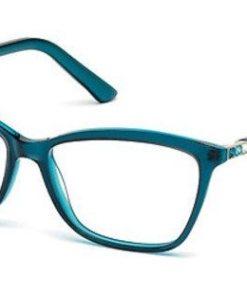 Swarovski Damen Brille »SK5137« grün