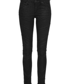 G-Star RAW Skinny-fit-Jeans »5620 Custom Mid Skinny« im Biker-Style blau