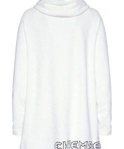 Chiemsee Strandkleid »Strandkleid für Damen« weiß