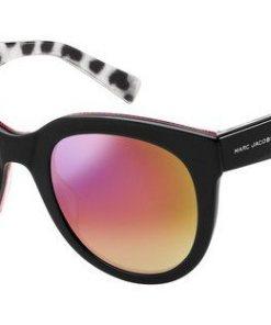 MARC JACOBS Damen Sonnenbrille »MARC 233/S« schwarz