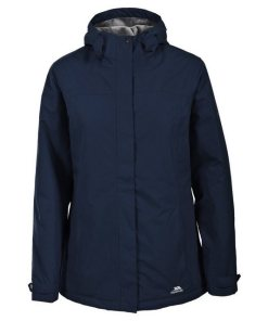 Trespass Steppjacke »Damen Outdoorjacke Edna wasserfest  wattiert« blau