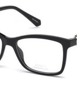 Swarovski Damen Brille »SK5255« schwarz