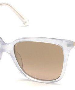 Swarovski Damen Sonnenbrille »SK0189« weiß