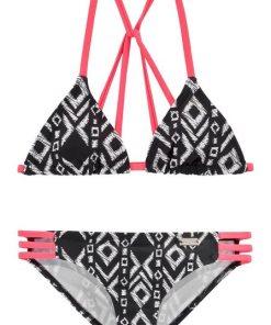 Buffalo Triangel-Bikini mit modischer Rückenlösung