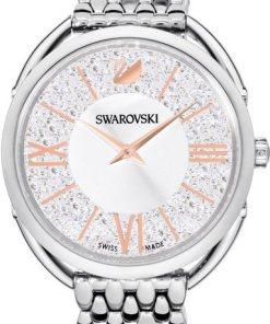 Swarovski Schweizer Uhr »CRYSTALLINE GLAM  5455108«  (1-tlg)