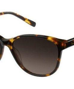 Pierre Cardin Damen Sonnenbrille »P.C. 8468/S« braun