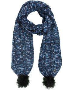 Regatta Strickschal »Damen Polyacryl-Schal Frosty II« blau