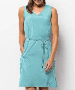 Jack Wolfskin Sommerkleid »TIOGA ROAD DRESS« blau