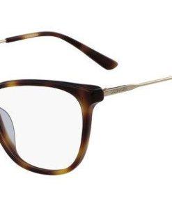 Calvin Klein Damen Brille »CK18706« braun