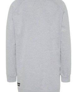 Chiemsee Strandkleid »Sweatkleid für Damen« grau