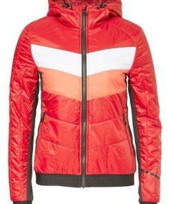 Chiemsee Steppjacke »PrimaLoft® Jacke für Damen« rot
