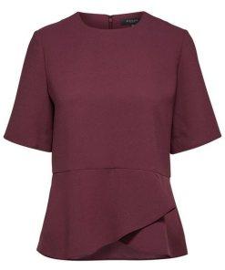 SELECTED FEMME Feminines T-Shirt rot