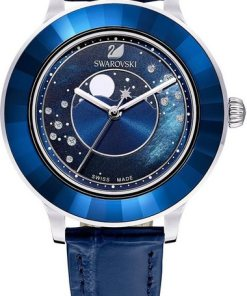 Swarovski Schweizer Uhr »OCTEA LUX MOON LS  5516305«