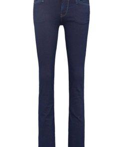 MUSTANG Jeans Hose »Jasmin Slim« blau