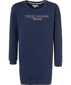 TOMMY HILFIGER Kinder Sweatkleid blau