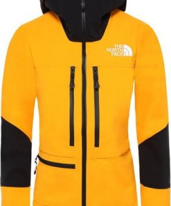 The North Face Outdoorjacke »L5 Jacke Damen« orange