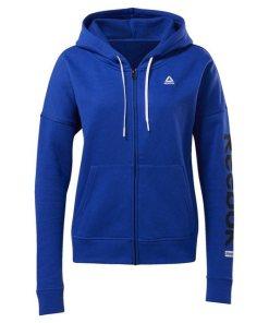 Reebok Kapuzensweatjacke »Training Essentials Full-Zip Sweatshirt«