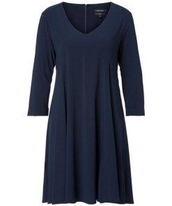 Marc O'Polo A-Linien-Kleid blau